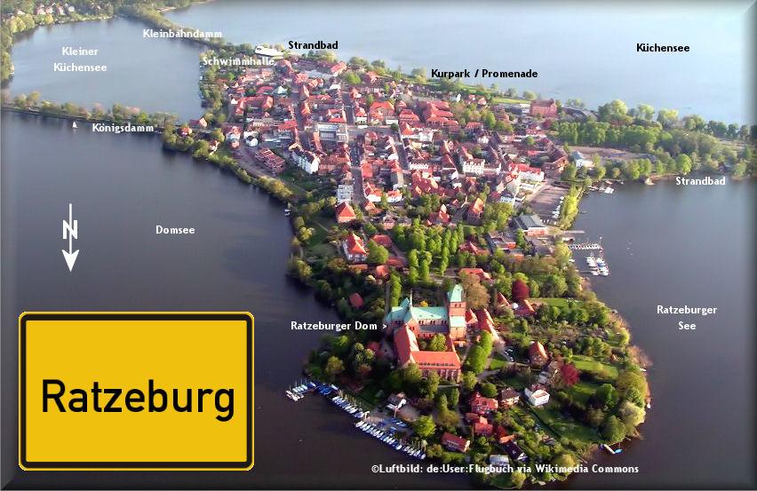 Laufstrecke Küchensee Ratzeburg ~ bilder aus ratzeburg