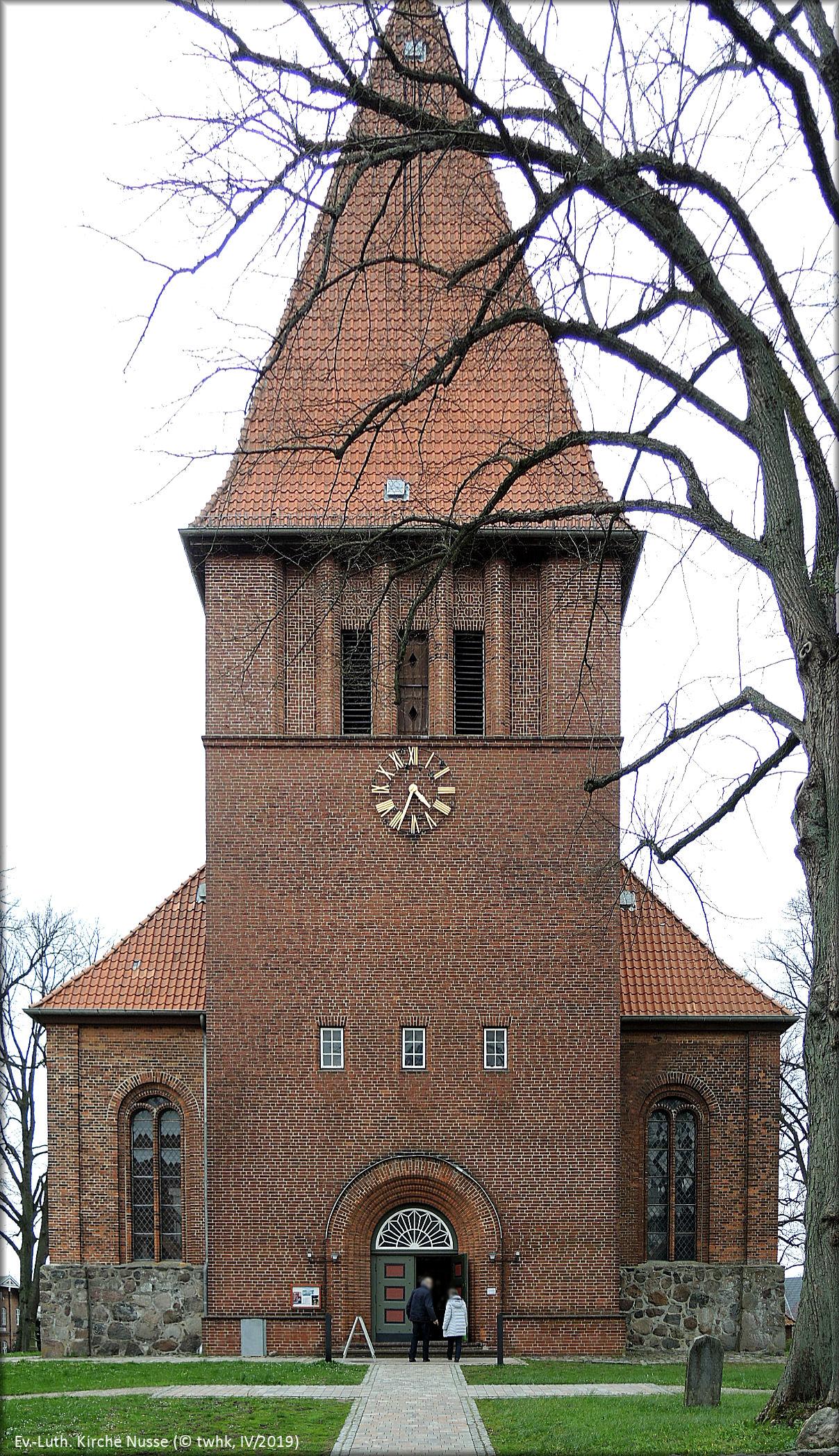 Kirche Nusse
